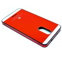 Hard Case for Xiaomi Redmi Note 3 / Note 3 Pro - Red/White