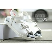 Sandal Tali Flatform Wanita