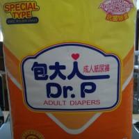 Dr P spesial diapers popok dewasa L8