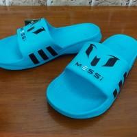 Grosir / Eceran, Sandal Pria, Jepit, Slop, Sandal Adidas Messi X.15 Birmud