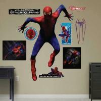 Wallsticker amazing Spiderman/ fastead/ marvel/ Hero/ tokoh