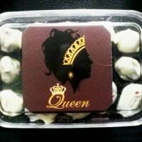 harga Kurma Lulu Coklat ( putih ) isi Kacang Mede Tokopedia.com
