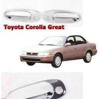 harga Cover Handel Pintu Toyota Corolla Great 1992-1996 (set) Tokopedia.com