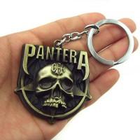 Gantungan Kunci Pantera Band 3D Keychain
