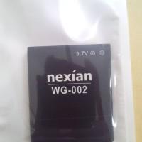 Baterai Original Nexian Zephyr Mi 438