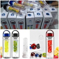 Jual Tritan Water Bottle With Fruit Infuser BPA Free botol Infused Murah