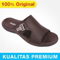 Sandal Kulit - SENDAL KULIT PREMIUM - Kualitas Lebih Bagus Dan Kuat 01