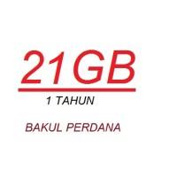 harga Kartu Perdana Internet Tri 3 Three Aon 21GB 21 GB Reguler 1 Tahun Tokopedia.com