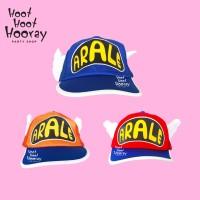 Topi Arale/Kostum Cosplay/Topi Anime/Topi KPOP/Topi Sayap/Arale Hat To
