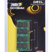 GEIL SODIMM DDR3L PC12800 8GB (1x8GB) Green Series - Low Voltage