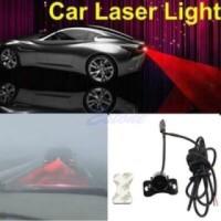 Car Rear Laser Fog Light / Lampu Kabut Laser Mobil Motif