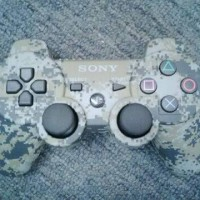 MURAH!! STICK WIRELESS DUALSHOCK3 PS3 SPECIAL EDITION ARMY