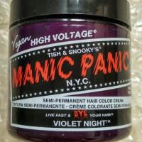 Manic Panic Classic Violet Night Original