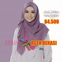 Jual Jual Jilbab Kerudung segiempat Rabbani terbaru zahira new solder Murah