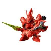 Gashapon Gundam Dash SP01 (Sazabi) - BANDAI