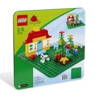 2304 Lego Duplo Green Baseplate