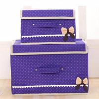 2 In 1 Multifunction Box Storage Box 555 Warna Ung 9UXI