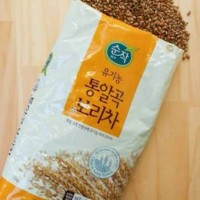 Korean Roasted Barley Tea - Boricha - Teh Gandum Korea 1kg