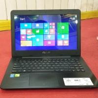 Asus A455L Core I3 5010U Broadwell, Nvidia GT920, Win 8 Ori Mantap &