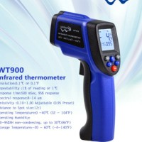 Jual 900c WT900 Thermogun Thermometer Infrared Pengukur Suhu Panas EMS Murah