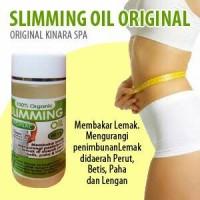 Slimming Oil Kinara Spa / Bakar lemak perut