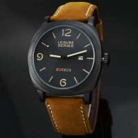Curren 8158 Casual - Style Watch (Jam Tangan Kasual - Sportif)