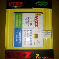 Baterai batere Vizz BL208 lenovo S920 A690E A5800D A616 3050mAh