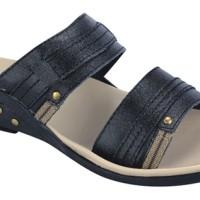 Sandal Flipflop Kulit Cibaduyut Cowok / Sandal Selop Pria Ctnz Kn 065