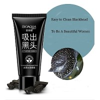 Bioaqua Black Comedo & Acne Mask / Masker Komedo Bioaqua Black Cream