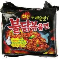 Samyang Ramen Spicy / Mie Korea pedas