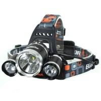harga Lampu Kepala T6 High Power Headlamp Cree XM-L T6 5000 Lumens Tokopedia.com