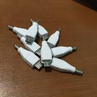 Conector Kabel Powerbank Samsung / Konektor Kabel Microusb Blackberry