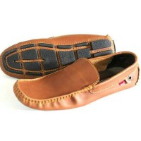 Sepatu Black Master, Sepatu Slipon, Sepatu Mocassin