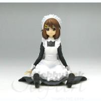 Pvc Banpresto K-On! Maid Uniform Figure Ver. 1 Yui