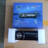 harga Head Unit / Single Din Owl Ol-838 Car Mp3 Player Tokopedia.com