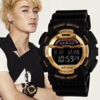 Jam Tangan Sport Keren | SKMEI S-Shock Sport Watch W.R 50m 1012