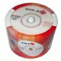 GT-Pro DVD-R Isi 50 - Putih