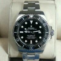 ROLEX Submariner Black Silver