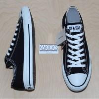 harga Converse Chuck Taylor Allstar Ox Black/white Tokopedia.com