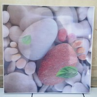 Jual Gambar Batu 4D Minimalis Cocok untuk Cafe, Rumah, Restoran, dll Murah