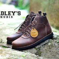 Discount Promo!!sepatu Casual Bradley's Kulit Kualitas Premium Anubis