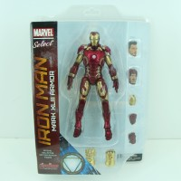 Ironman Action Figure Mark XLIII Armor