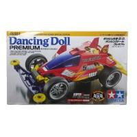 Tamiya Mini 4WD Dash-5 Dancing Doll Premium