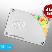 SSD 360 GB Intel SSD 535 Series (360GB, 2.5in SATA 6Gb/s, 16nm,