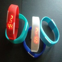 JAM Tangan Gelang PUMA TVG Digital LED Watch HOT TREND / Jam Digital