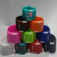 JAM Tangen Gelang PUMA TVG Digital LED Watch HOT TREND / Jam Digital