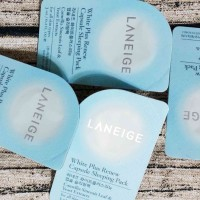 LANEIGE WHITE PLUS RENEW CAPSULE RECIPE PACK (SATUAN)
