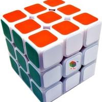 Rubik 3x3 He Shu - enak dan licin dimainkan