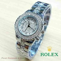 Jam Rolex / Jam Tangan Rolex / Jam Rolex Diamond / Jam Cewek