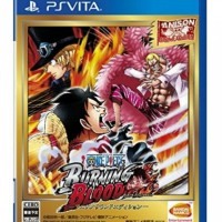 PS VITA Kaset One Piece Burning Blood (Region 3) English Version